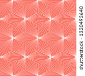 abstract geometric hexagon cube ... | Shutterstock .eps vector #1320493640