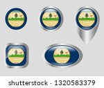 seal of the state of vermont | Shutterstock .eps vector #1320583379
