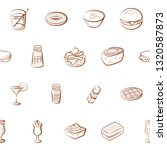 food images. background for... | Shutterstock .eps vector #1320587873