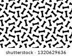 dog bone seamless pattern... | Shutterstock .eps vector #1320629636
