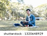 education study abroad  group... | Shutterstock . vector #1320648929