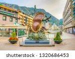 andorra la vella  andorra ...   Shutterstock . vector #1320686453