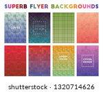 superb flyer backgrounds....   Shutterstock .eps vector #1320714626