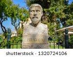 Sculptural Representation Of...