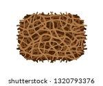 illustration of nest termite... | Shutterstock .eps vector #1320793376
