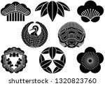 design of family crest | Shutterstock .eps vector #1320823760