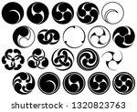 design of family crest | Shutterstock .eps vector #1320823763