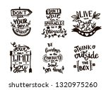 vector chalkboard phrase...   Shutterstock .eps vector #1320975260