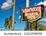 usa  miami   january 2019  hip... | Shutterstock . vector #1321058930