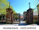 The Gates Of Glasgow Necropolis ...