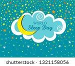 world sleep day. international...