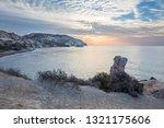 Mediterranean Sea At Dawn....