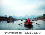 hanoi  vietnam   march 2  huong ... | Shutterstock . vector #132121370