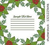 vector illustration your sample ... | Shutterstock .eps vector #1321225646