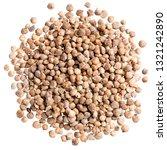 a heap of quality seeds of... | Shutterstock . vector #1321242890