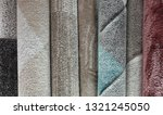 carpets variety selection... | Shutterstock . vector #1321245050