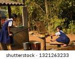 jhargram   west bengal  india   ... | Shutterstock . vector #1321263233