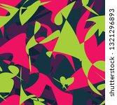 pop art. comic. colorful...   Shutterstock .eps vector #1321296893