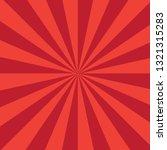 sunburst background. vector... | Shutterstock .eps vector #1321315283