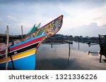 Beautiful A Kolae Boat At Loca...