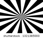 sunburst background for print ... | Shutterstock . vector #1321385003