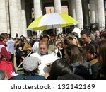 rome   march 19  celebration of ... | Shutterstock . vector #132142169