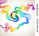 abstract colorful background... | Shutterstock . vector #132148364