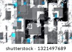 urban geometric camouflage... | Shutterstock .eps vector #1321497689