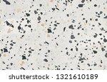 modern terrazzo texture.... | Shutterstock . vector #1321610189