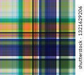 plaid and check modern repeat... | Shutterstock . vector #1321629206