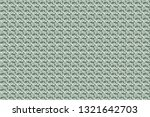 cgi composition  geometric ... | Shutterstock . vector #1321642703