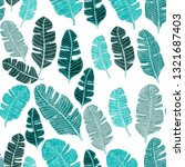 seamless pattern with hand... | Shutterstock . vector #1321687403