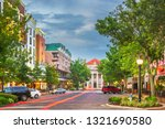gainesville  florida  usa... | Shutterstock . vector #1321690580