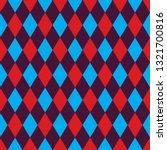 seamless harlequin pattern...   Shutterstock .eps vector #1321700816