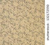 vintage flowers texture or...   Shutterstock . vector #132172550