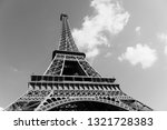 A Clear Day Beneath Eiffel - Fine Art prints