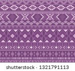 navajo american indian pattern... | Shutterstock .eps vector #1321791113