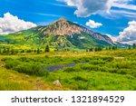 Crested Butte  Colorado  Usa...