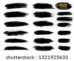 vector large set different... | Shutterstock .eps vector #1321925633