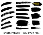 vector large set different... | Shutterstock .eps vector #1321925783