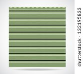 Siding Texture Panel Green Color