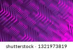 abstraction of violet pink... | Shutterstock .eps vector #1321973819