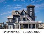 ocean grove  nj  usa  ... | Shutterstock . vector #1322085800