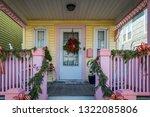 ocean grove  nj  usa  ... | Shutterstock . vector #1322085806