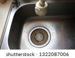 a well organized sink | Shutterstock . vector #1322087006