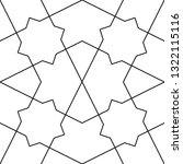 grid wallpaper. kites  stars ...   Shutterstock .eps vector #1322115116