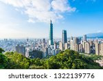 beautiful landscape and...   Shutterstock . vector #1322139776
