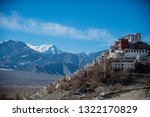 thiksey monastery  thiksey... | Shutterstock . vector #1322170829