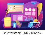 it managers integrate...   Shutterstock .eps vector #1322186969