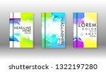 vector design of background... | Shutterstock .eps vector #1322197280